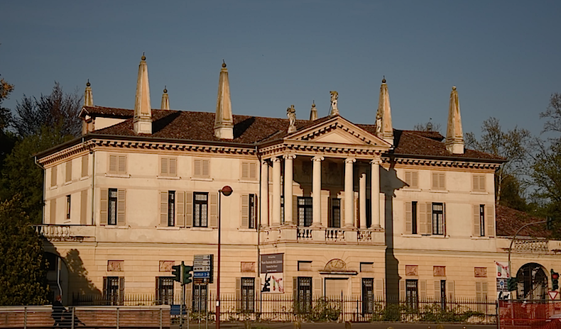 вилла Фоскарини Росси villa Foscarini Rossi