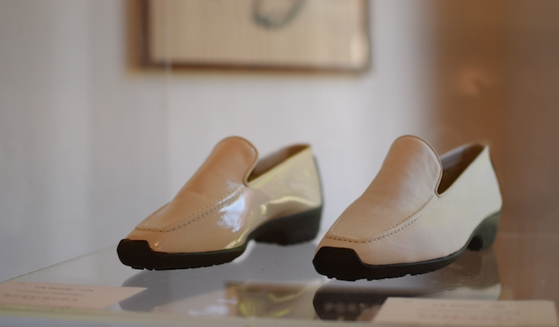 ботинки Porsche, музей обуви
