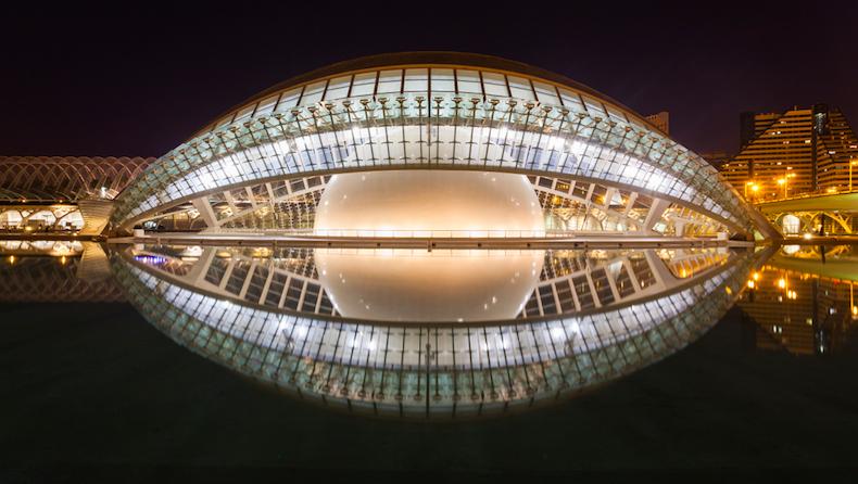 Город искусств и науки, Валенсия
