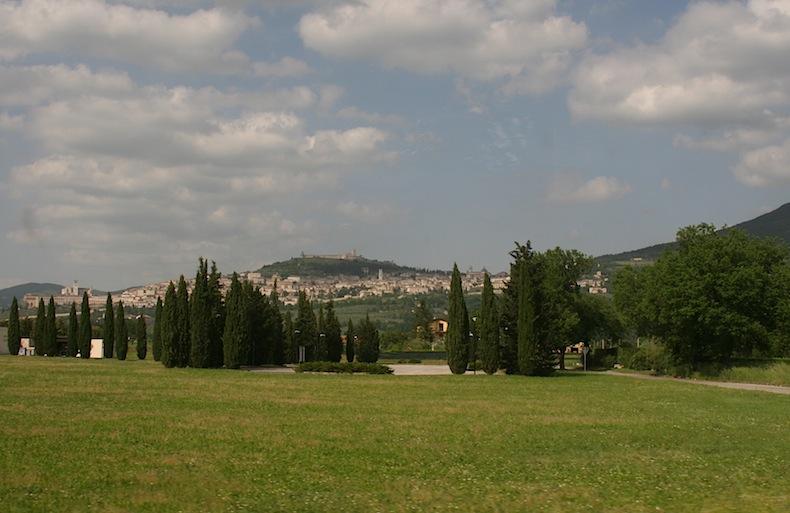 Ассизи, Италия
