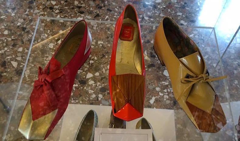 туфли Christian Dior в 60-х