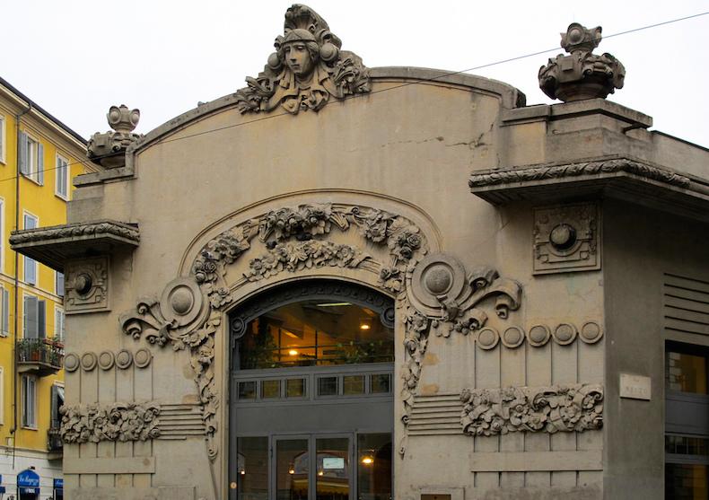 старинный кинотеатр Cinema Dumont