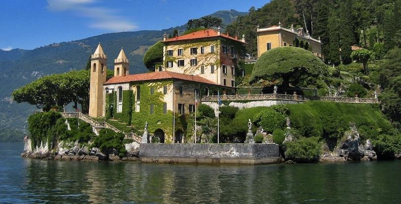 Вилла Балбианелло (Villa del Balbianello)