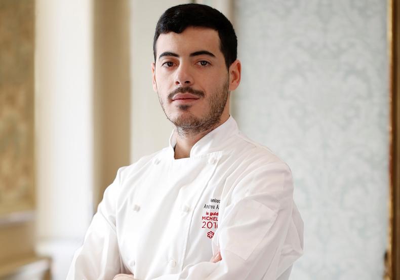 Андреа Азоли Chateau Monfort_Rubacuori by Venissa_Chef Andrea Asoli