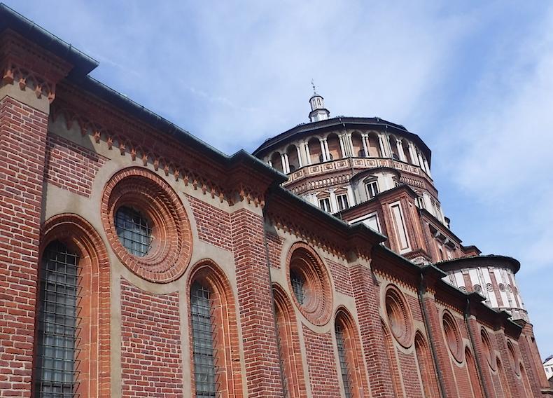 Санта-Мария-делле-Грацие (Chiesa e Convento Domenicano di Santa Maria delle Grazie