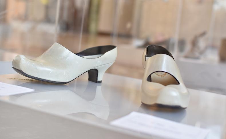туфли - музей обуви на Ривьере дель Брента