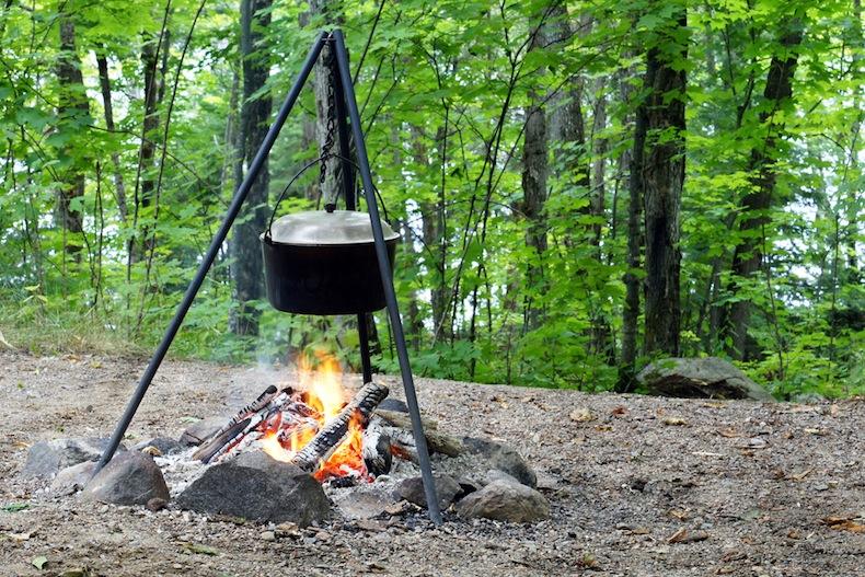 Готовим на огне Кулеш