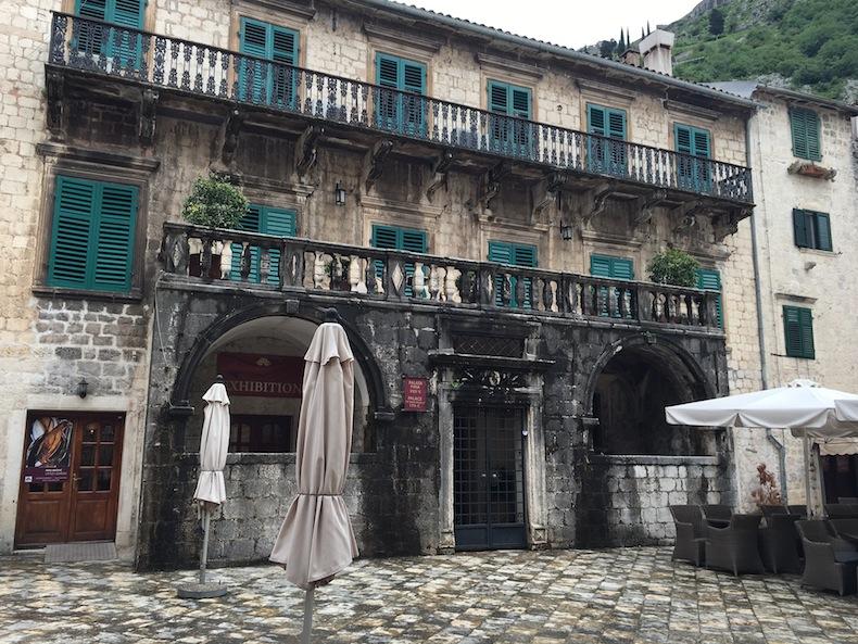 Палаццо Пима, Котор, Черногория