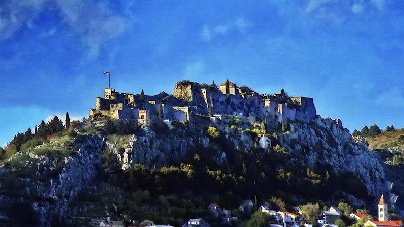 форт Клиса, Хорватия