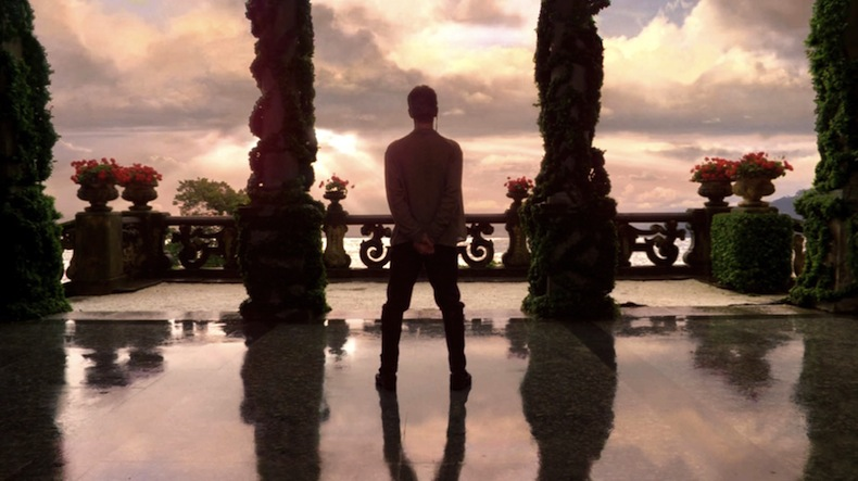 Энакин Скайуокер Вилла Балбианелло (Villa del Balbianello) озеро Комо, Звездные войны