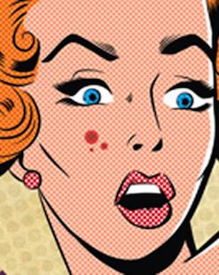 Себорейный дерматит: причины и лечение, фото на лице и голове 86
