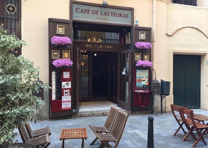 кафе где можно попробовать Aqua di Valencia