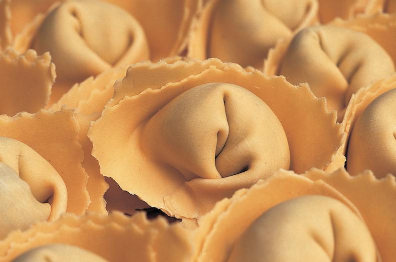 Рецепт пасты «Каппеллетти ди Романья»