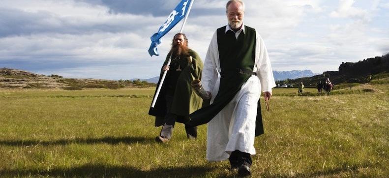 Исландия Неоязычники
