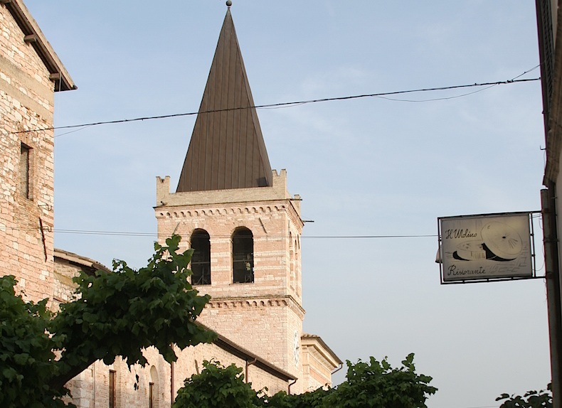церковь Санта-Мария-Маджоре (Santa Maria Maggiore)