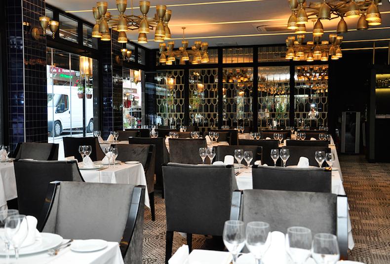 ресторан Deraliye Стамбул