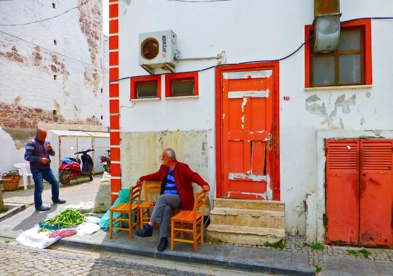 остров Джунда, старый город