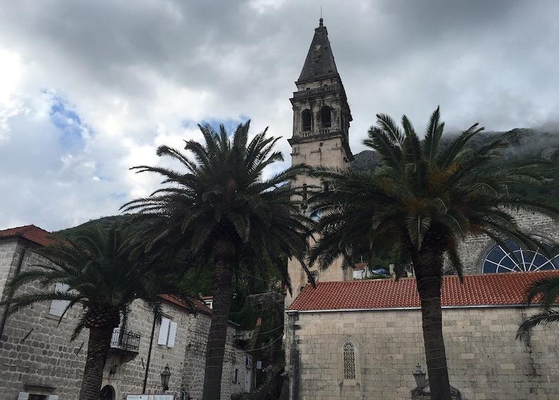 церковь Святого Николая Пераст