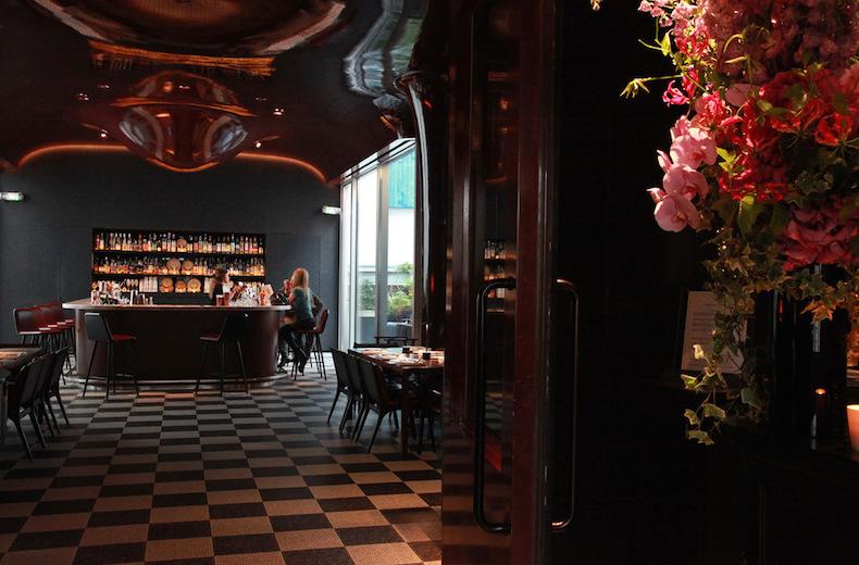 La Salle-a-Manger Париж