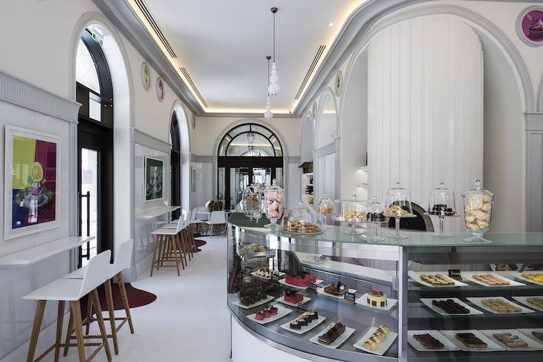 кондитерская Gourmet Corner
