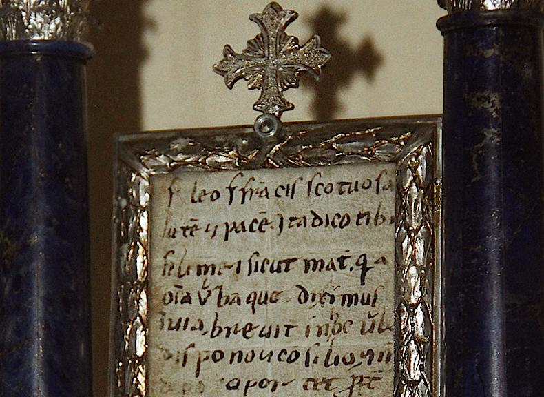 письмо Святого Франциска