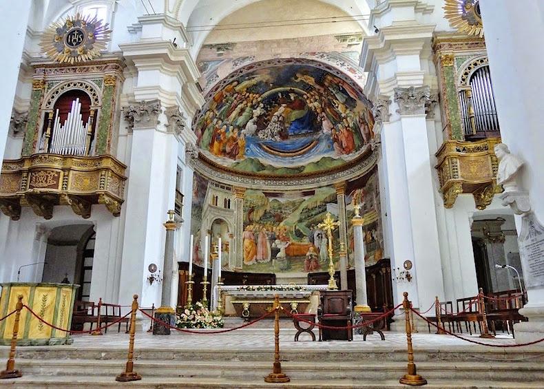 капелла епископа Константина Эроли (Costantino Eroli)