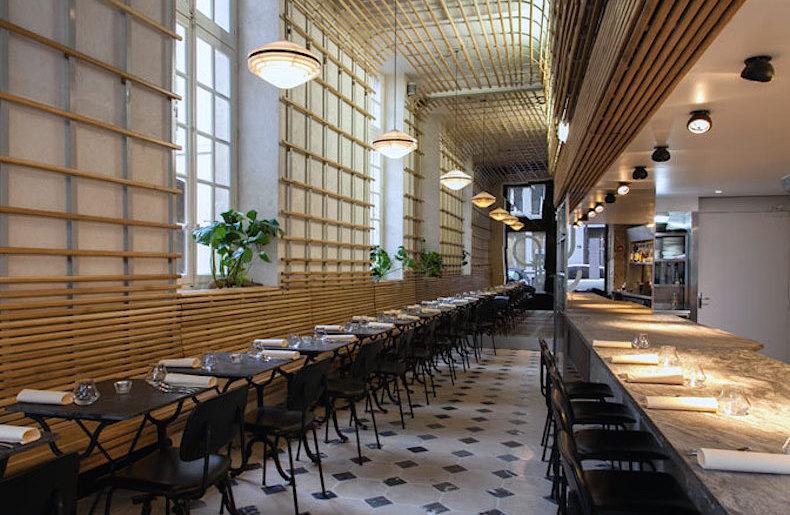 ресторан DESSANCE Париж