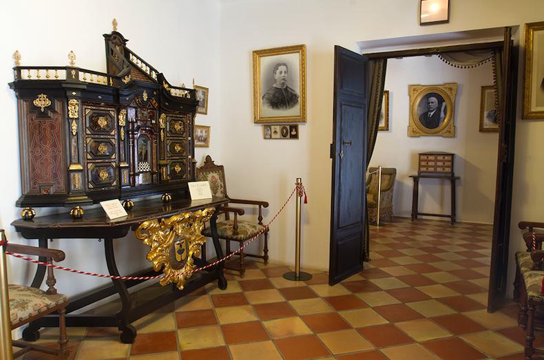 муниципальный музей «Дом Ордунья» (Museo Municipal Casa Orduña)