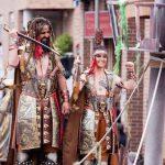 Фестиваль «Мавры и христиане» в испанском городе Муро-де-Алькой в аудиозаписи