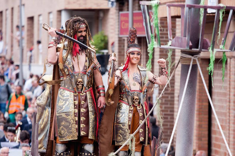 фестиваль Мавры и Христиане, Фото: Ray Martínez