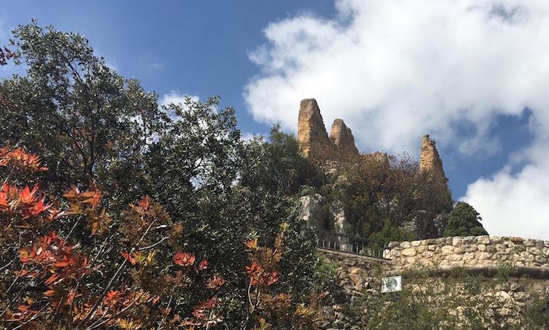 Замок Сан-Хосе (Castillo de San Jose)