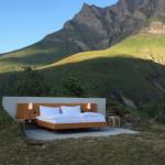 Кровать в горах: первый отель без звезд появился в Швейцарии