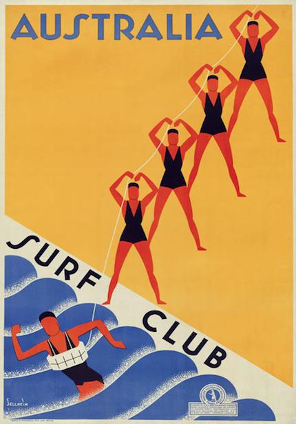 австралия, постер