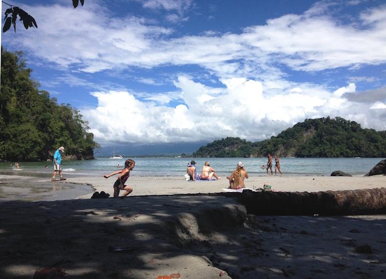 Пляж, Коста-Рика