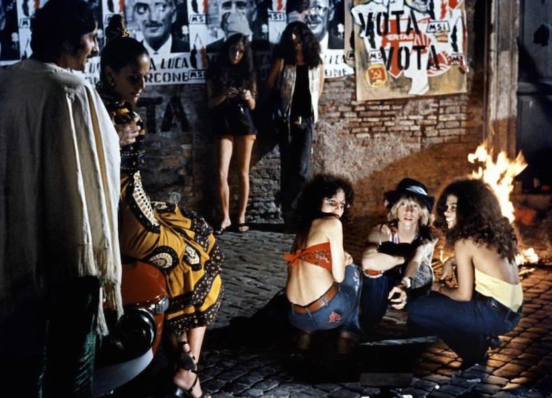 «РИМ», реж - ФЕДЕРИКО ФЕЛЛИНИ (1972 год)