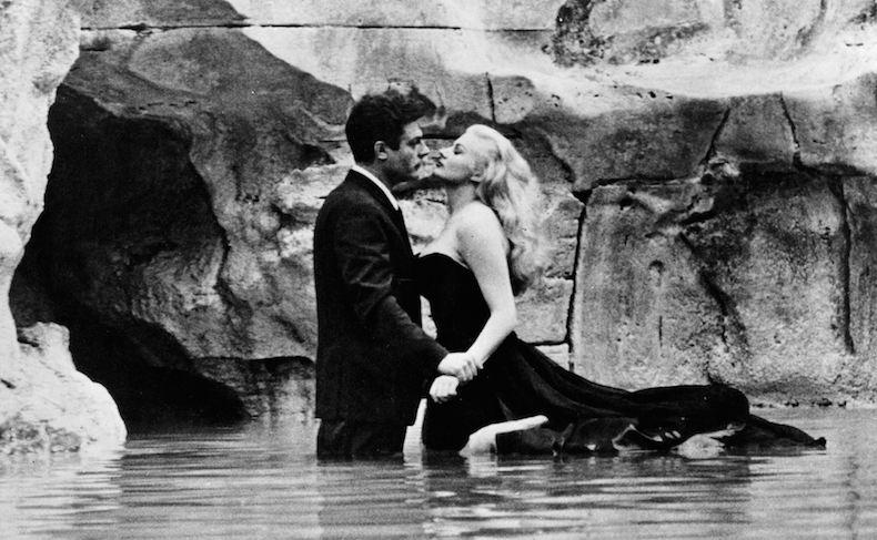 «СЛАДКАЯ ЖИЗНЬ», реж - ФЕДЕРИКО ФЕЛЛИНИ (1960 год)
