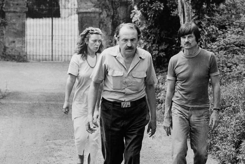 Лора, Тонино и Тарковский