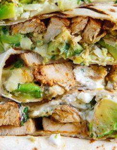 Chicken Avocado Burritos 800 9572