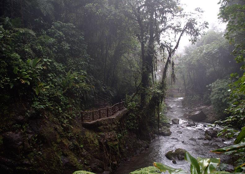 Ла Пас, Коста-Рика