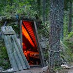 Модный эко-отдых по-шведски: лес, ни интернета-ни туалета