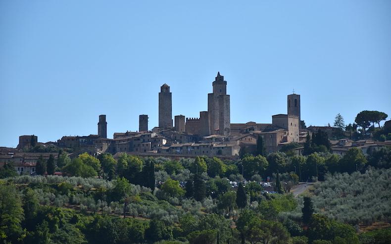 Сан-Джимильяно, Италия