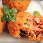 Сицилийский рецепт: аранчини с горохом
