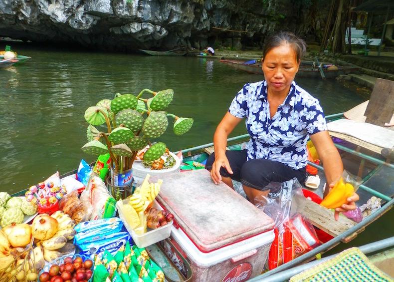 прогулка на лодке Вьетнам