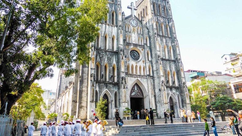 Ханой: St. Joseph's Cathedral
