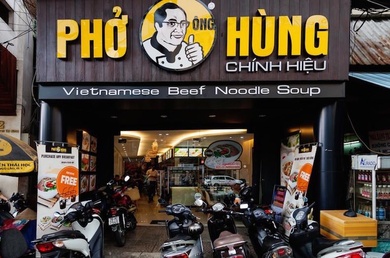 сеть Pho Ong Hung Ханой