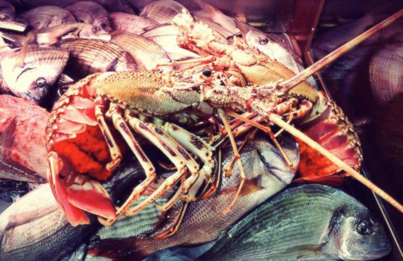 морепродукты Сициия