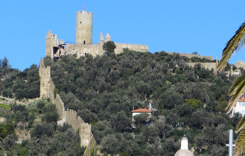 замок Урсино, Ноли