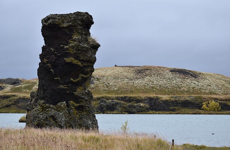 Исландия Озеро Миватн: кратеры вулкана, пещера Джона Сноу и фумаролы долины Хверир