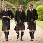 Из чего состоит костюм шотландского жениха?