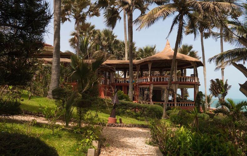 бутик-отель Leo's Гамбия